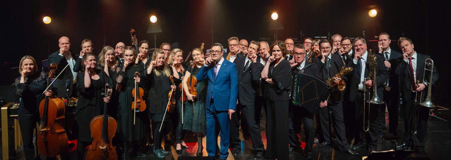 Riku Niemi Orchestra, Yhteystiedot